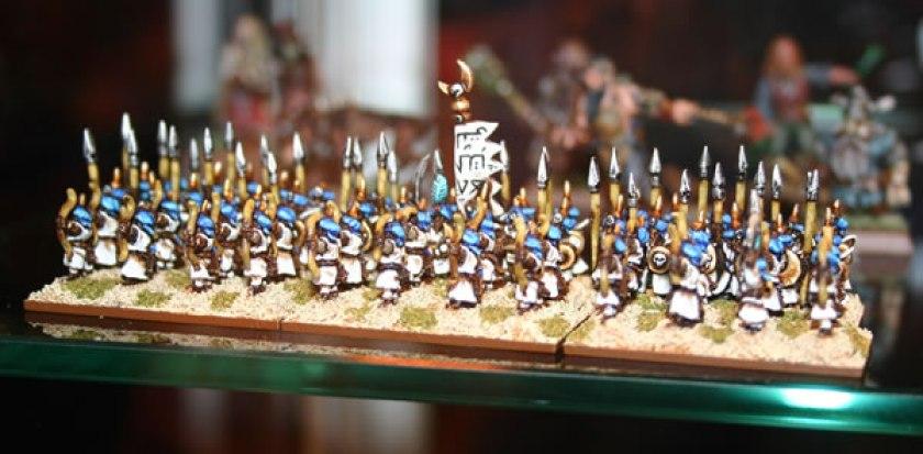 Warmaster Araby Army