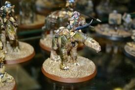 Tallarn Mukaali Rough Rider Commander