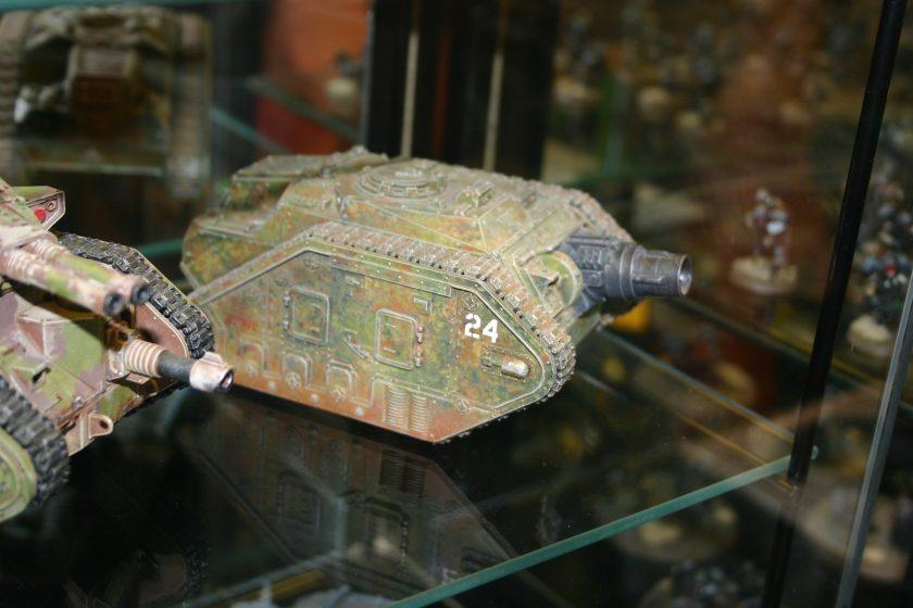 Thunderer Siege Tank