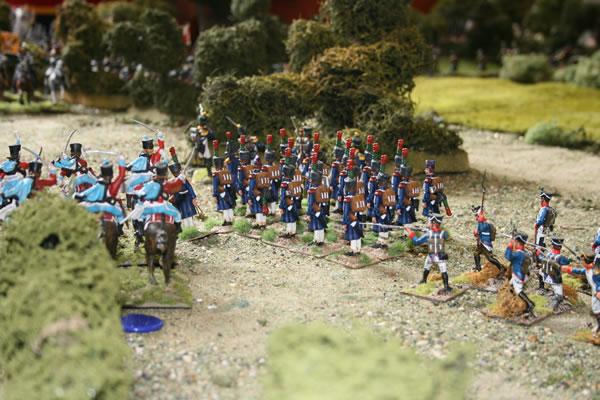 54mm Napoleonic