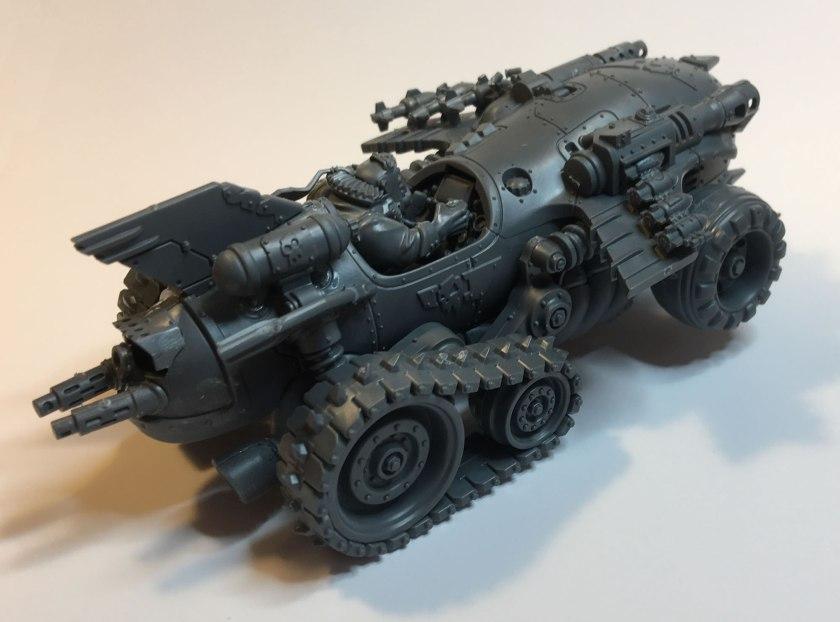 Megatrakk Scrapjet