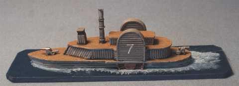 Confederate Gunboat Ram