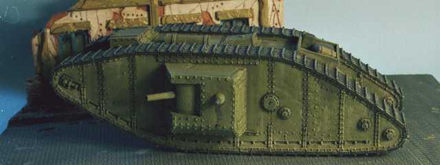 WWI Mark IV Male