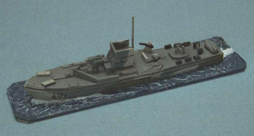 US 110' SC Boat
