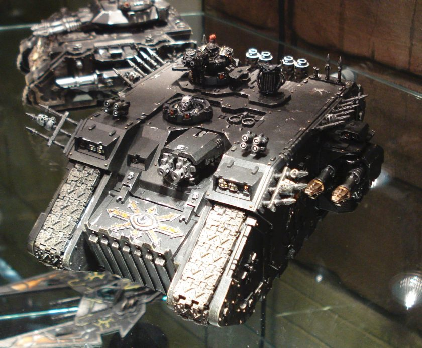Black Legion Land Raider
