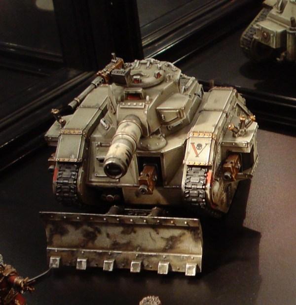 Vostroyan Leman Russ Main Battle Tank