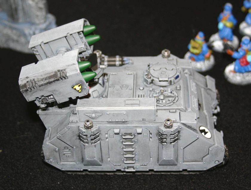 Space Marine Whirlwind