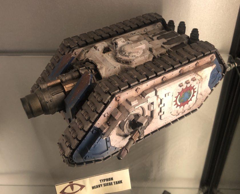 Typhon Heavy Siege Tank