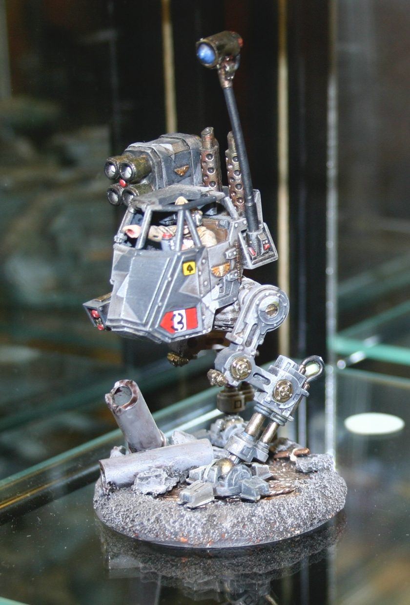 Imperial Sentinel with Missile Launcher