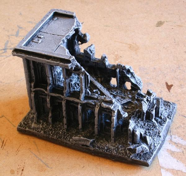 Forgeworld Epic Ruined Librarium