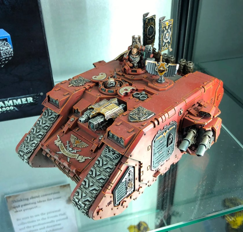 Land Raider Excelsior