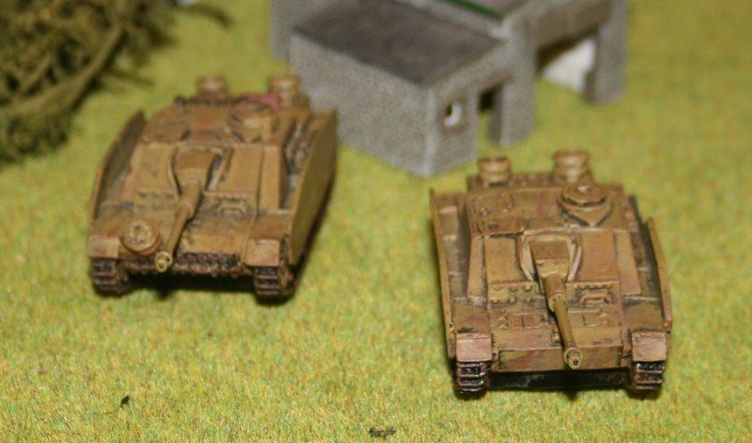 Flames of War Stug G
