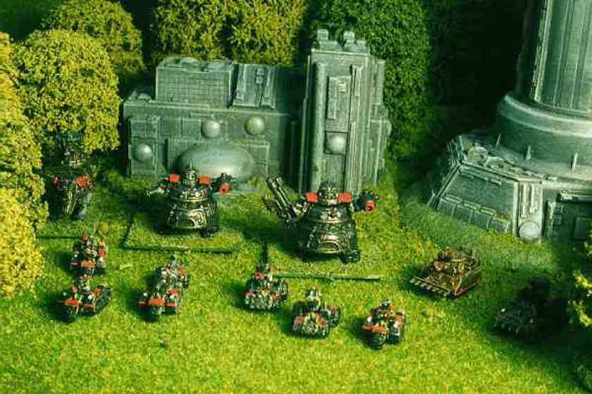 Ork Detachment.