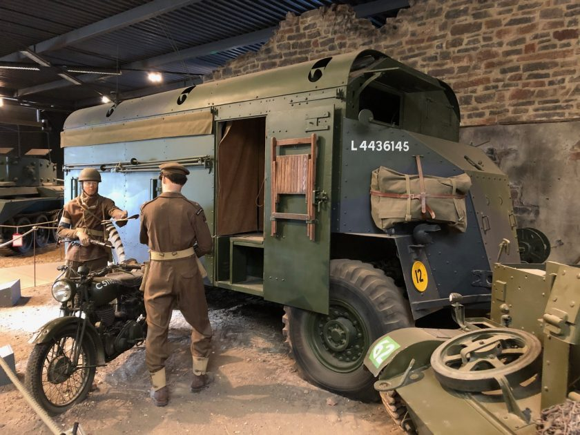 AEC Dorchester Armoured Command Vehicle