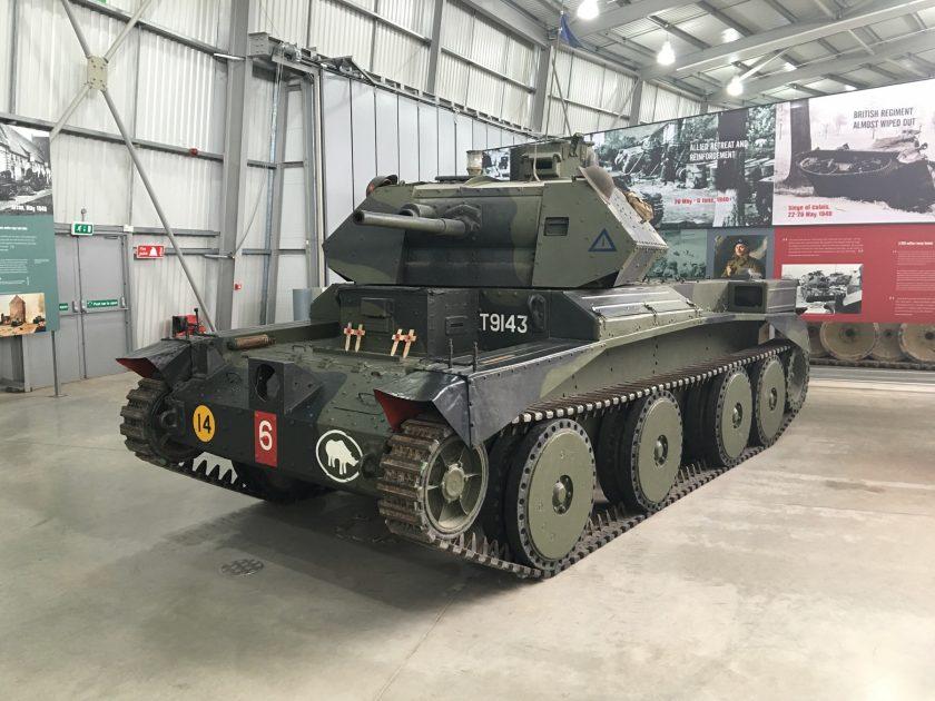 Cruiser, Mk IV (A13)