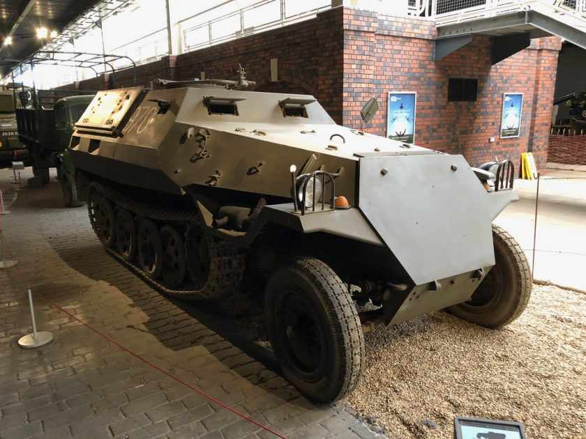OT-810 Armoured Personnel Carrier