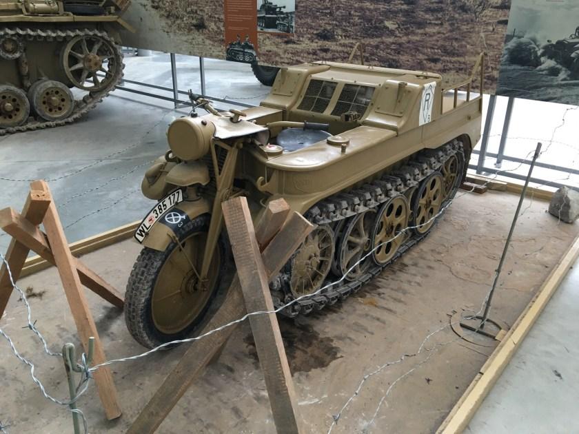 Kettenkrad SdKfz 2