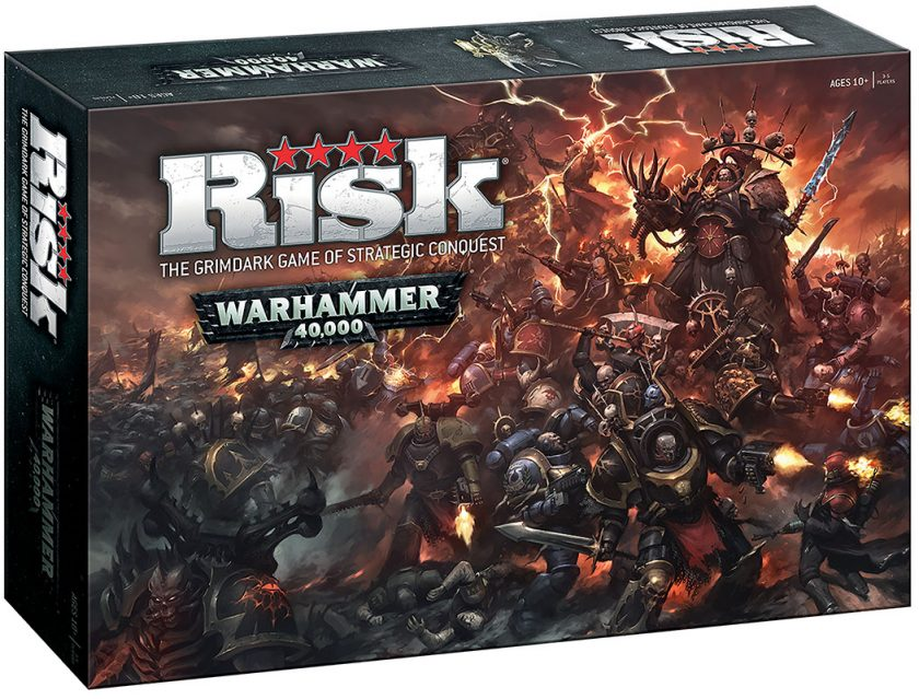 Warhammer 40000 Risk
