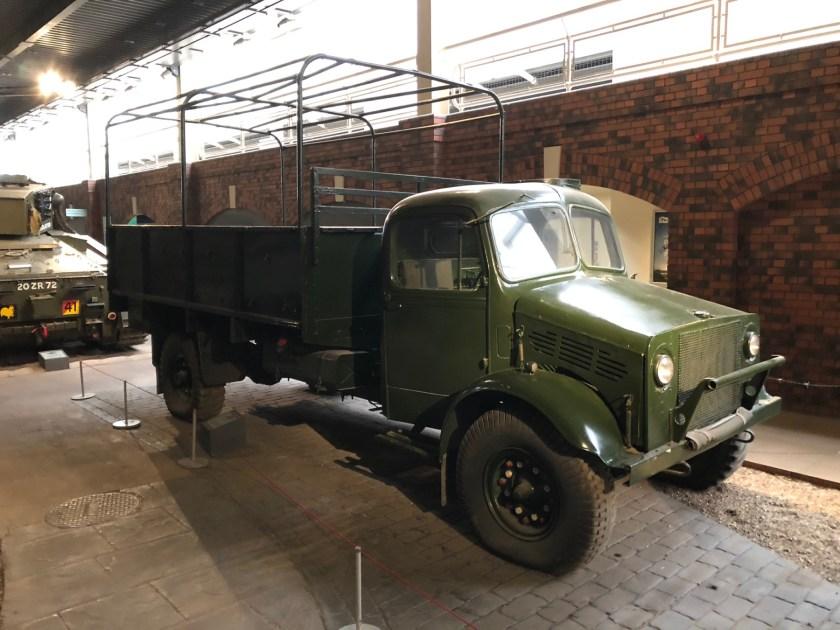 Bedford OYD GS 4x2 Truck
