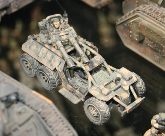 Elysian Tauros Assault Vehicle