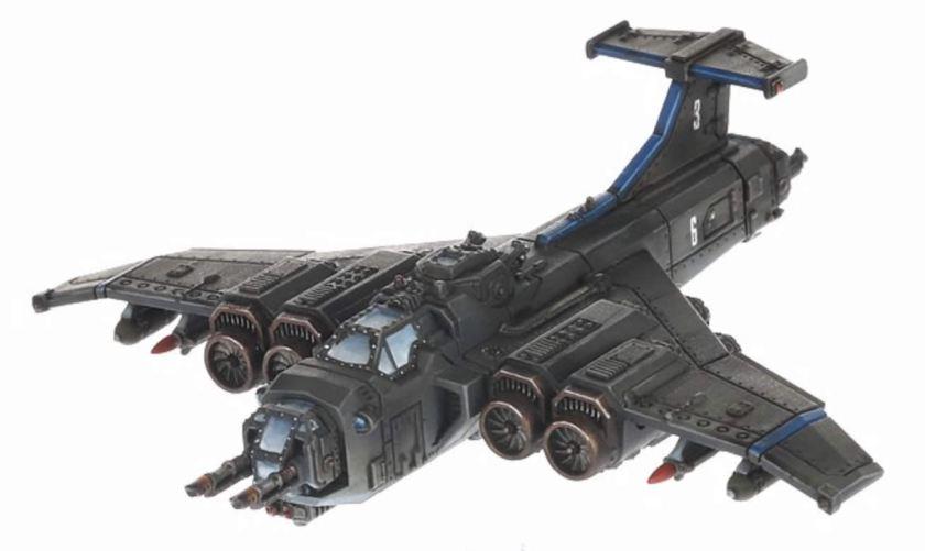 Aeronautica Imperialis Marauder Bomber