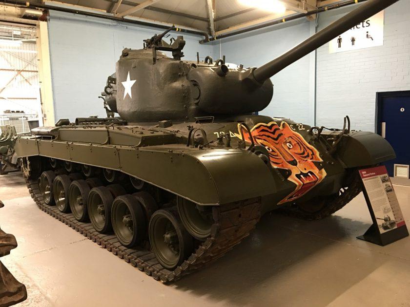 M46 General Patton