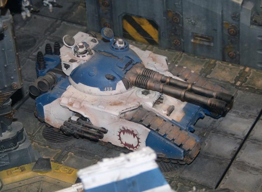 Fellblade Super Heavy Tank