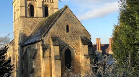 SERMON: The Divine Discontent of Advent