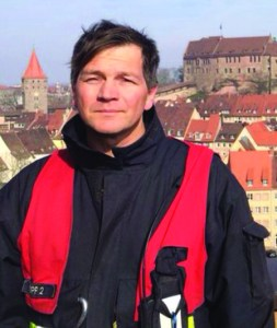 Axel Topp is a Captain with the Nuernberg Fire Brigade. He is an experienced extrication trainer  for both the Fire Brigade and X-TRAP Rescue Training, where he has been specialising with car and lorry extrication for several years.