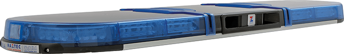 LED technology allows Lightbars to be much lower profile whilst still having room for Auxilliary equipment such as siren speakers.