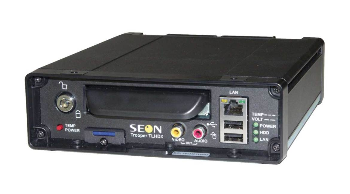 Guardian Package DVR 5 channel and 500GB HDD.