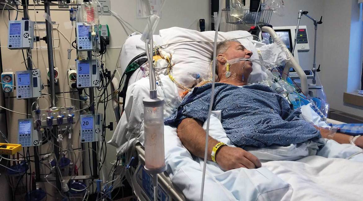 Thanks to a firefighter physical, NVFC Chair and volunteer firefighter Kevin D. Quinn learned about a heart condition and was able to receive the bypass surgery he needed to prevent a heart attack.