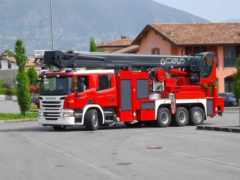 Ziegler acquires shares of a manufacturer of aerial rescue platforms