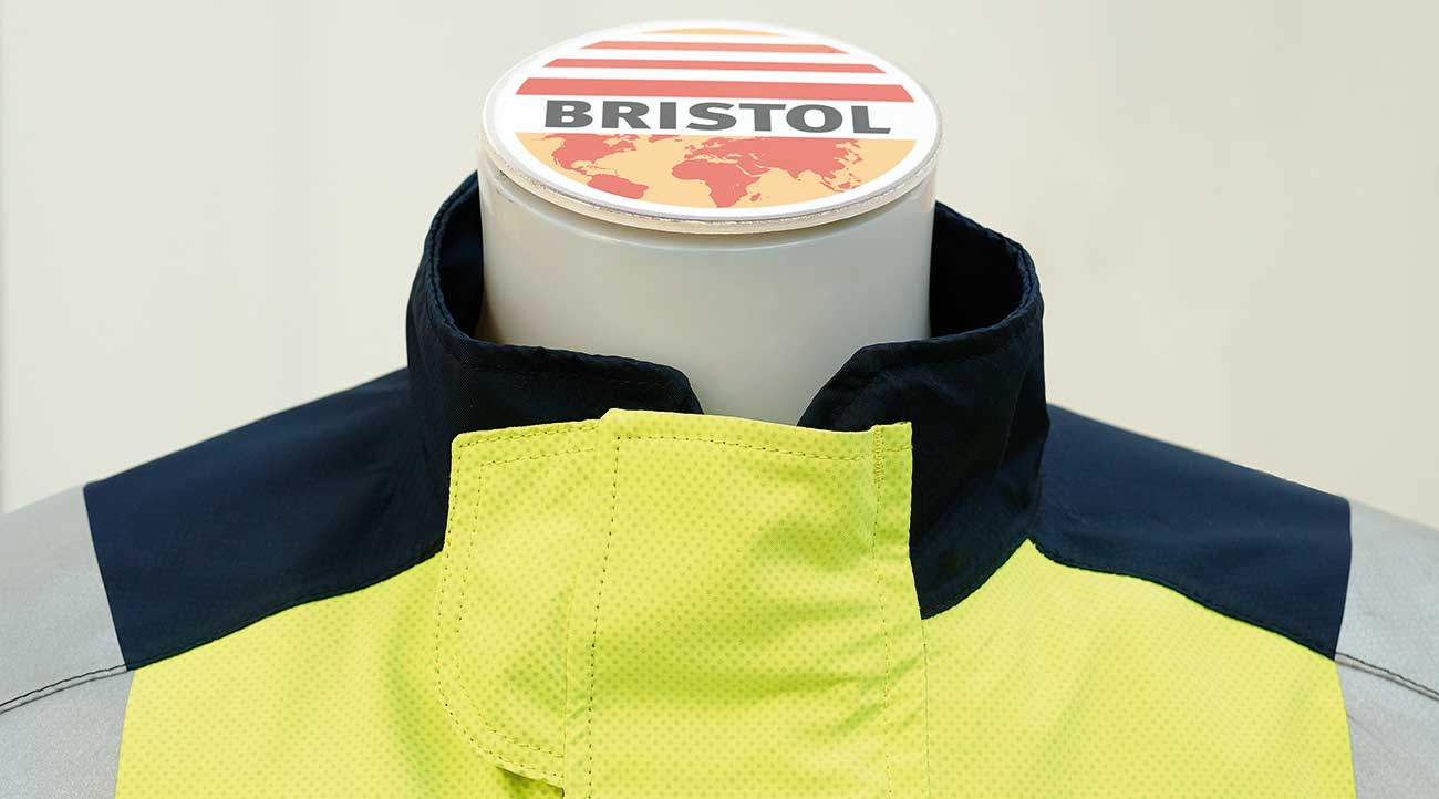 Bristol Uniform's brand new Gore® Varde jacket and trouser combination is now on offer as part of its RescueFlex range.