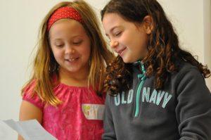 Sunday School: PreK & Kindergarten, 1st & 2nd grade