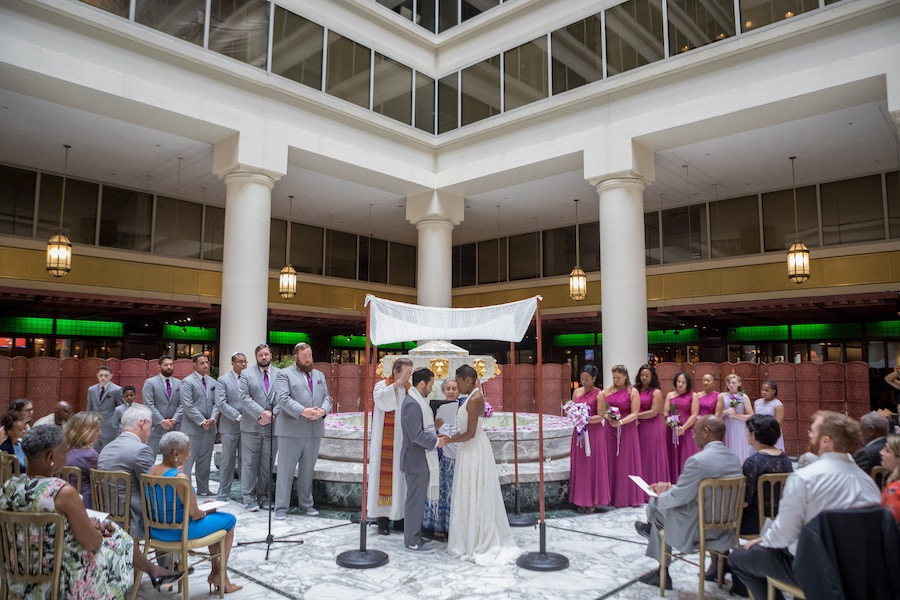 Interfaith Wedding and Marriage