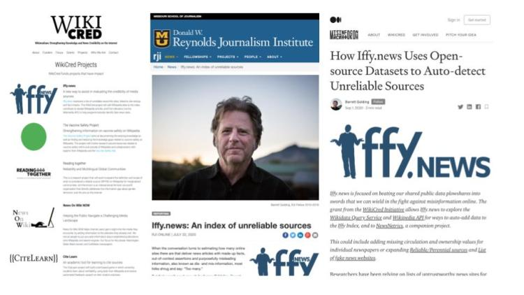 Articles about Iffy.news