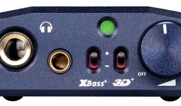 iFi áudio micro iDSD assinatura