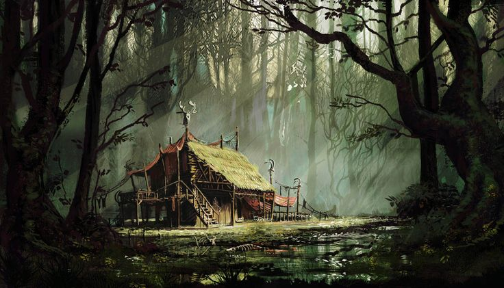 Дом на болоте - крупный бизнес без системы финансов
