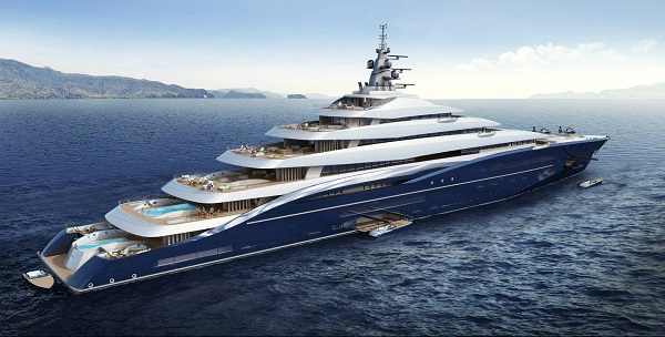 Яхта и инвестиции