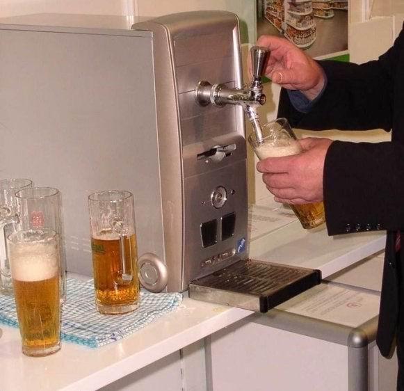 Mmmmm…beer…