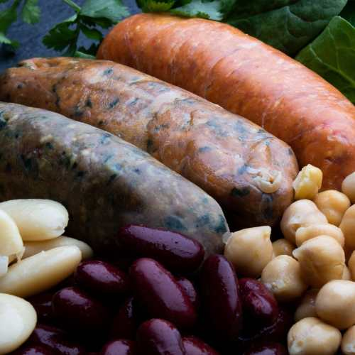 Arthur Pipkins 'Meat & 2 Veg' Sausage Mix Selection Pack