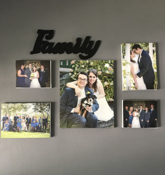Shutterfly canvas collection