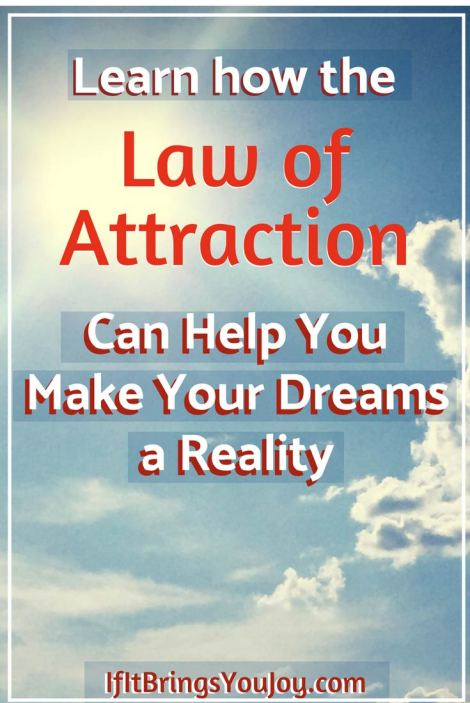 Get what you desire with these mindset tips that are based on the Law of Attraction. #LawOfAttraction