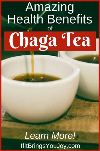 Chaga tea is arguably the healthiest herbal tea out there and is packed with powerful nutrients for excellent bodily functions.  #chaga #tea #Healthy