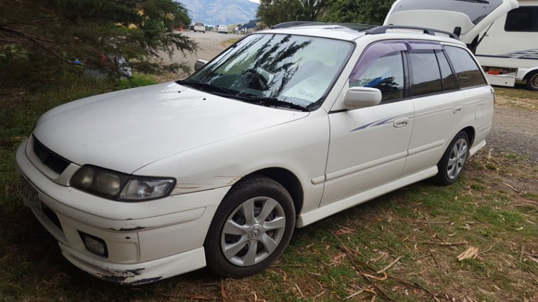 Car purchased in New Zealand