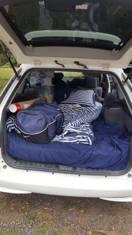 Car and a camper!
