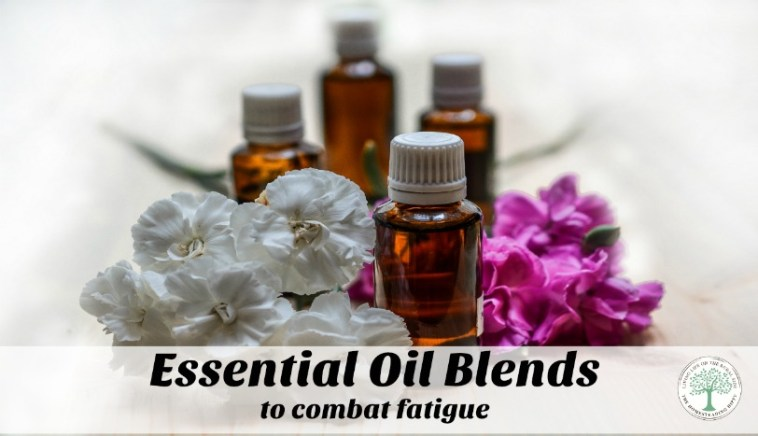 Essential oils to fight fatigue