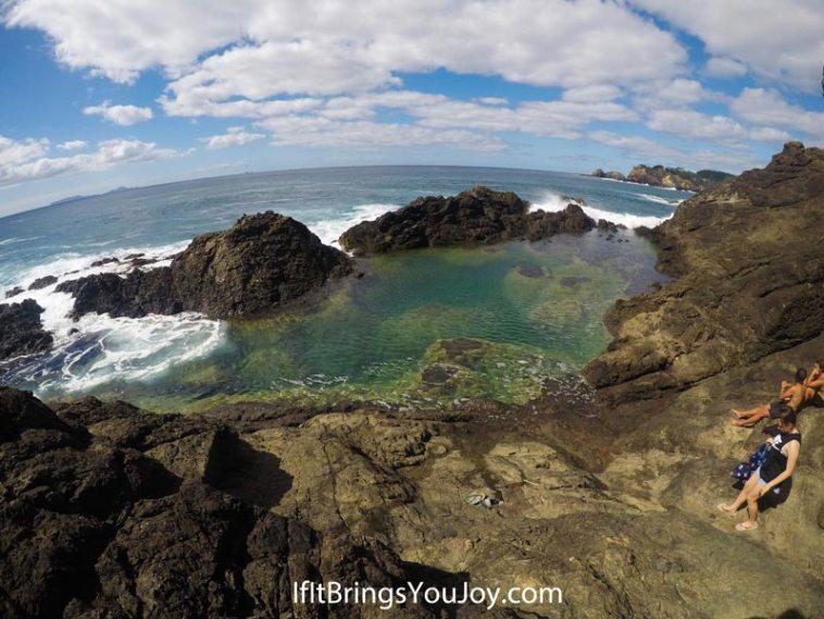 Coastal view of Whangarei, NZ