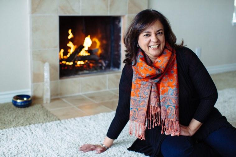 Photo of author of Dying To Be Me, Anita Moorjani